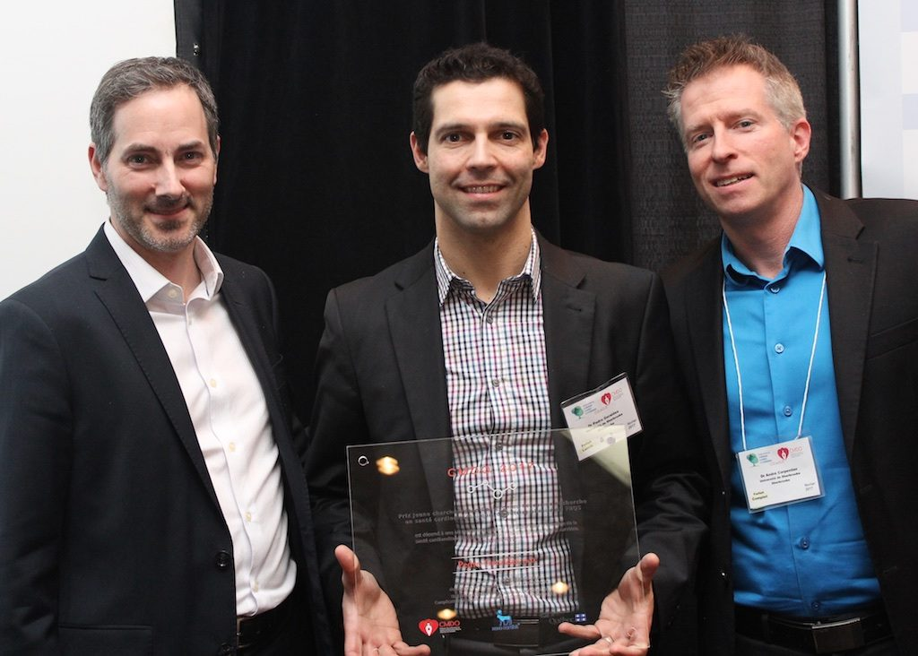 Prix jeune chercheur 2017